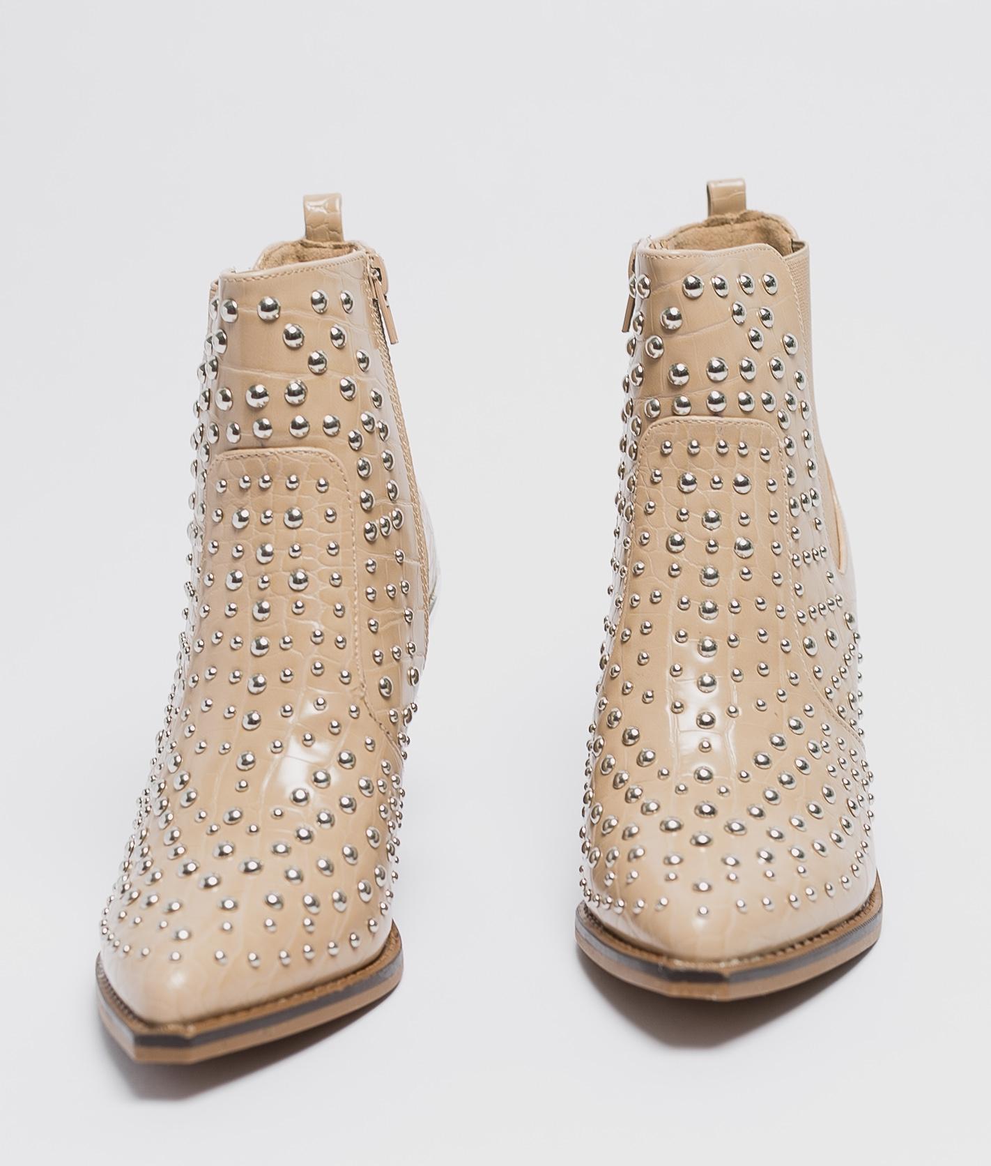 Low Boot Andara - Beige