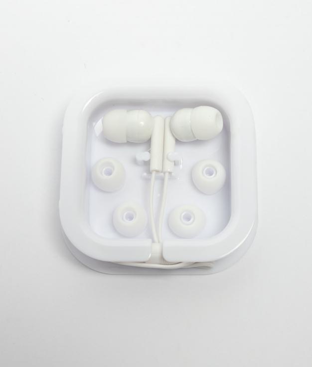 Auriculares Aoki - Blanco