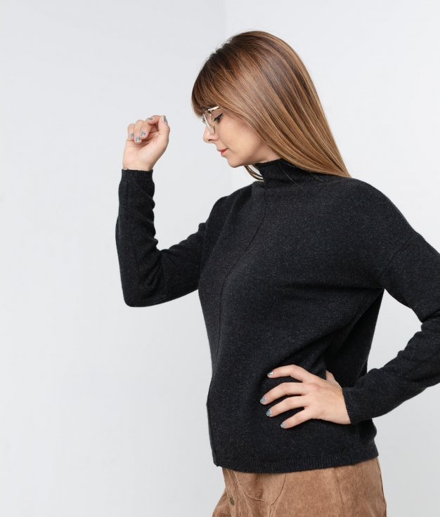 KRILEA SWEATER - BLACK