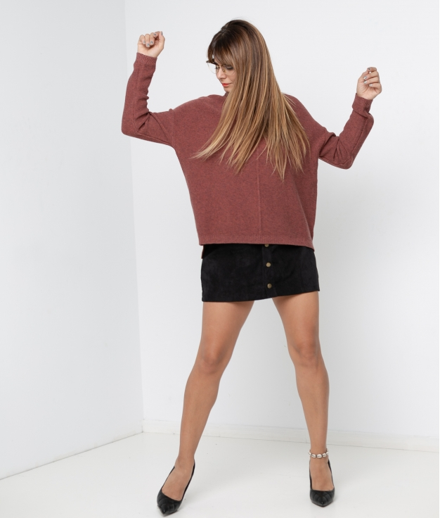 Sweater Jubo - Maroon