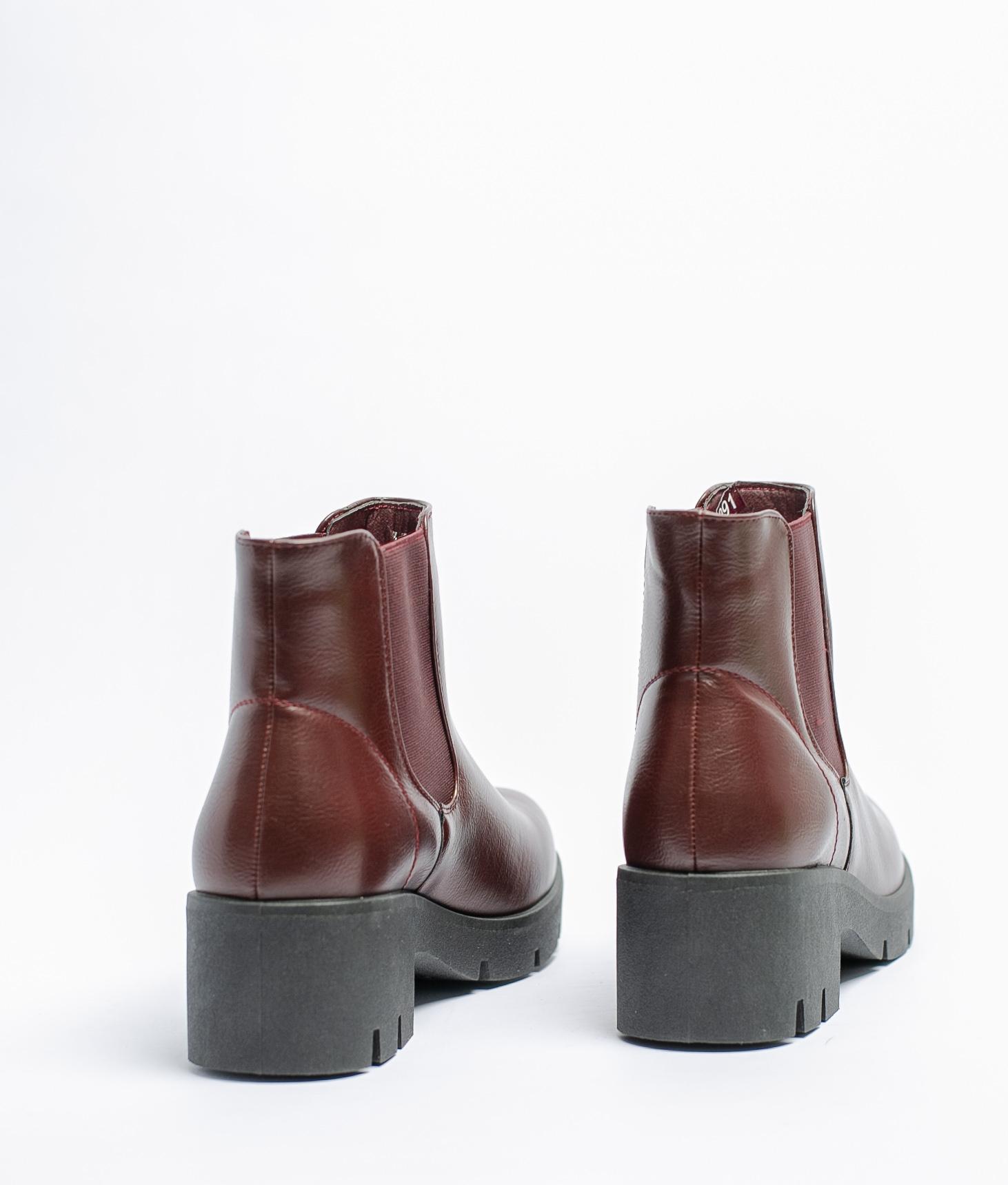 Boot Petite Turina - Grenat