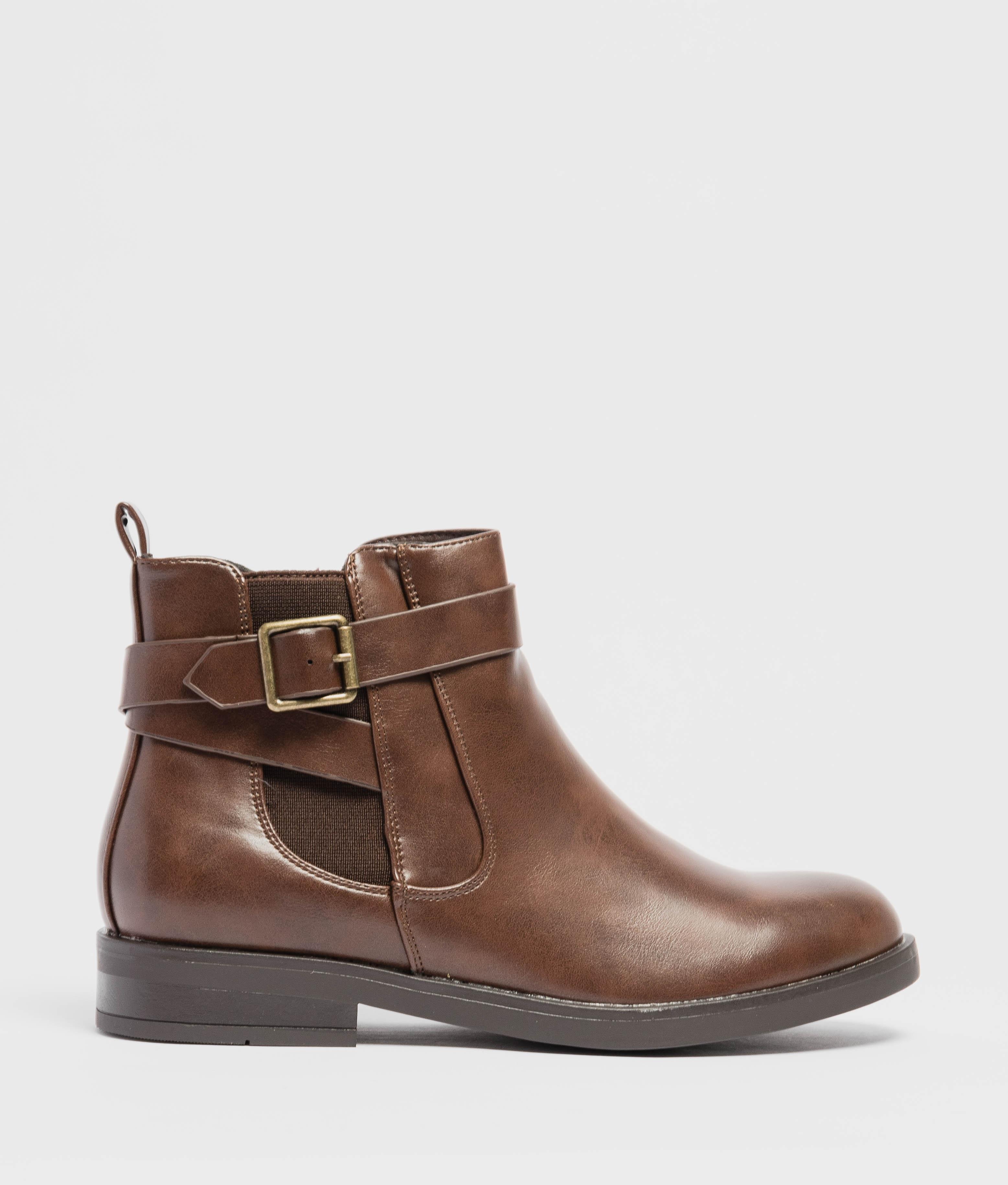 Low Boot Nicora - Black