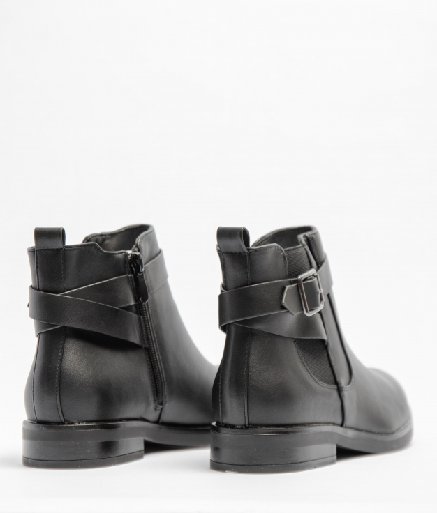 Low Boot Nicora - Black