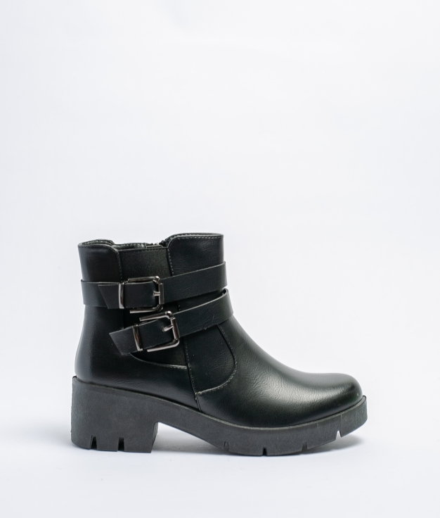 Low Boot Ferisa - Black