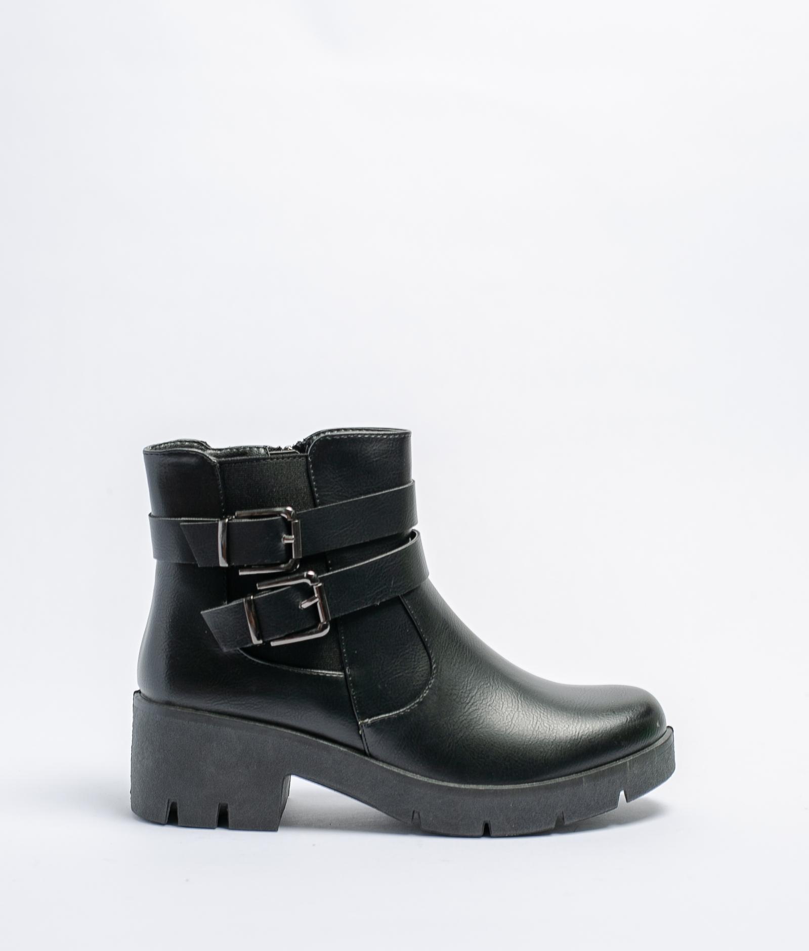 Low Boot Ferisa - Black