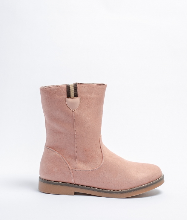 Low Boot Lilla - Pink