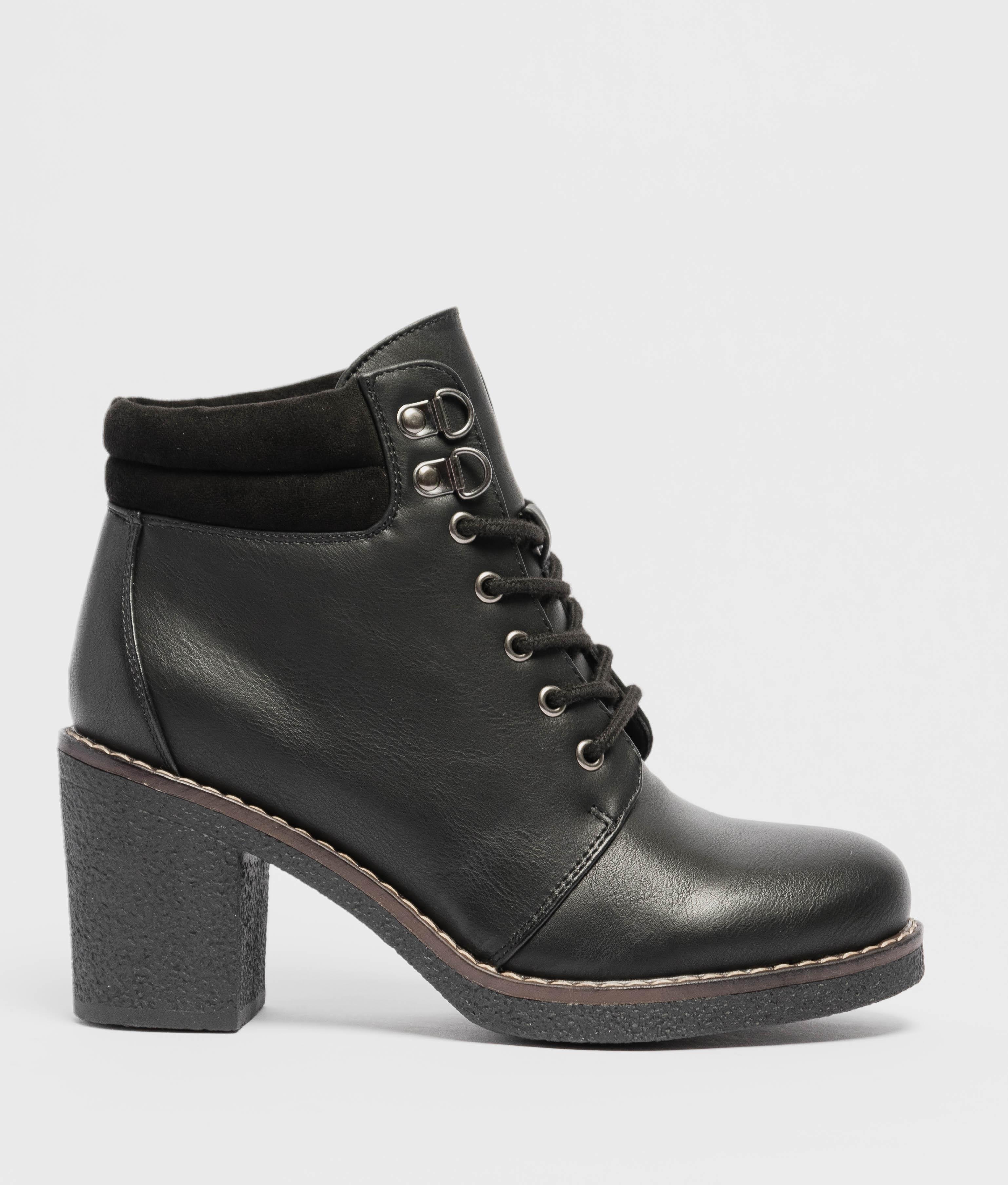 Low Boot Alania - Black