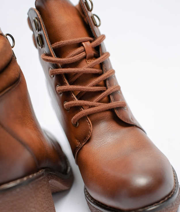 Low Boot Alania - Brown