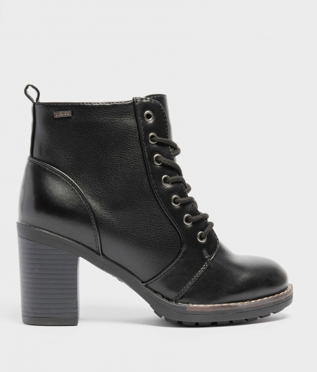 Low Boot Gremia - Black