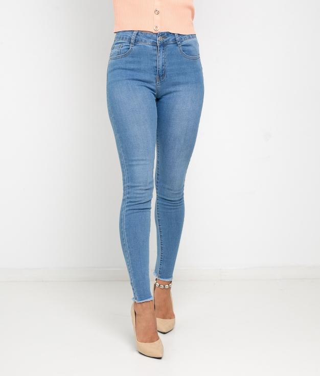 Lioria trousers - Denim