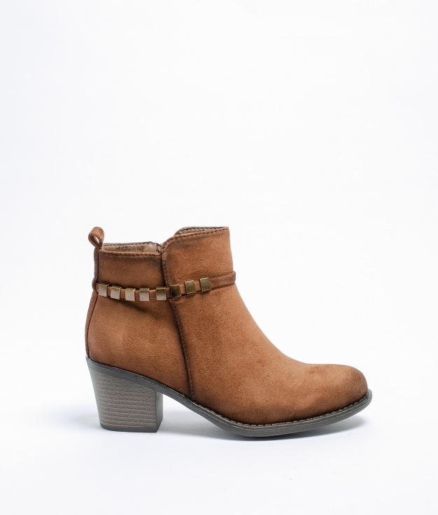 Low Boot Mileya - Khaki