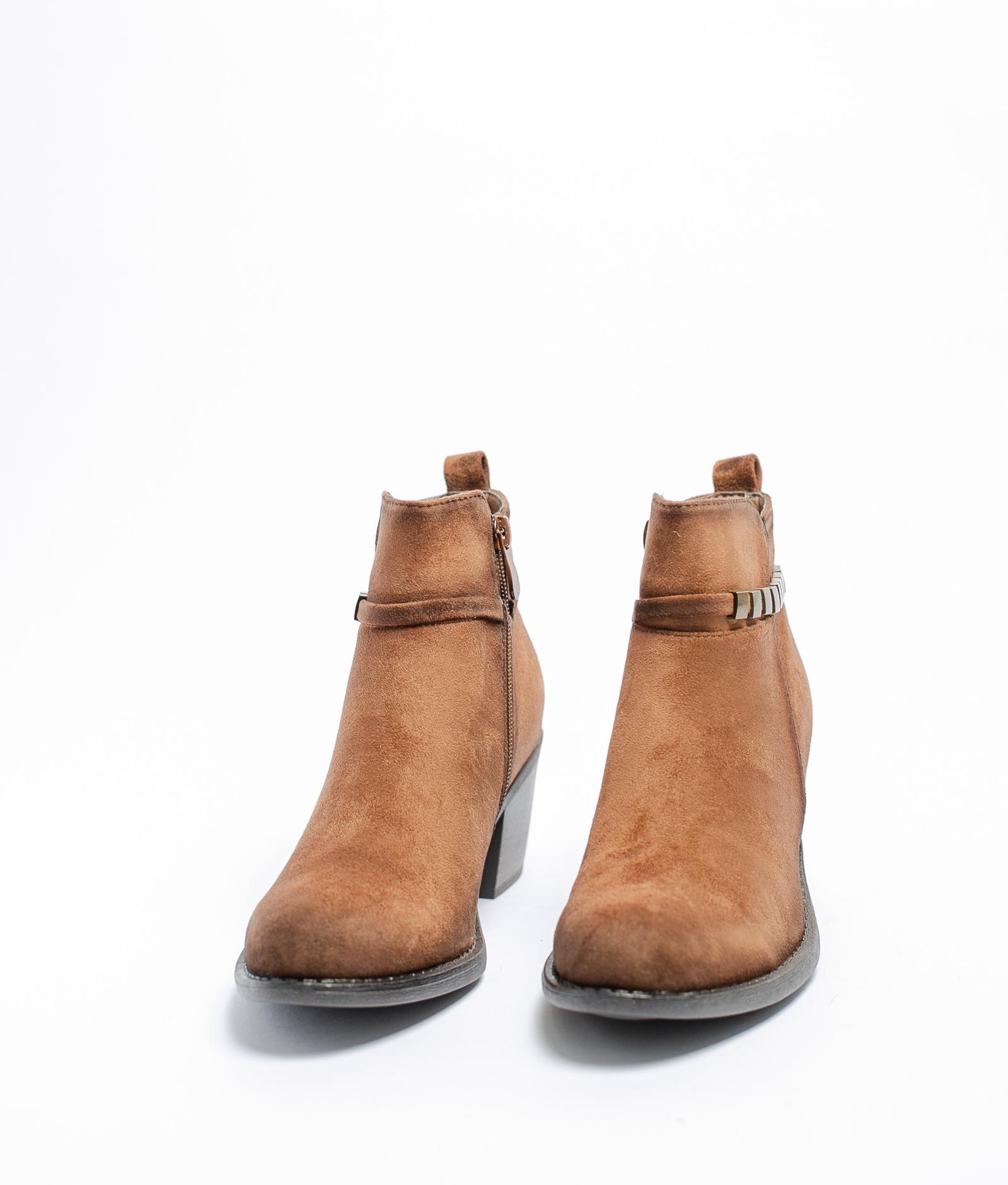 Low Boot Mileya - Khaki