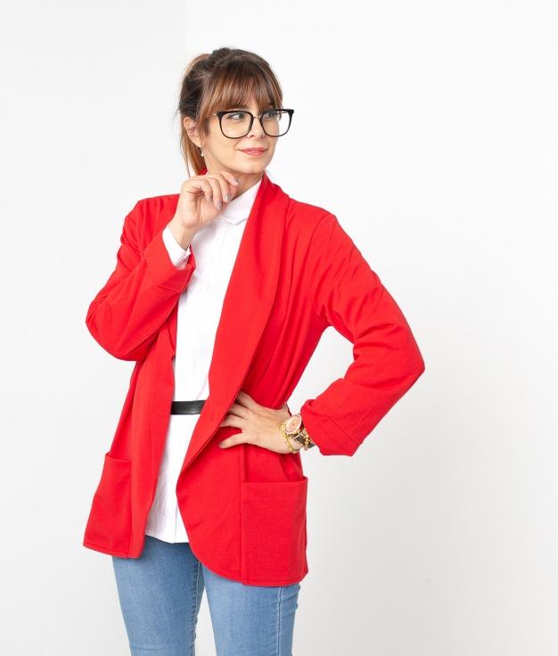 BLAZER ORIGOI - Rojo