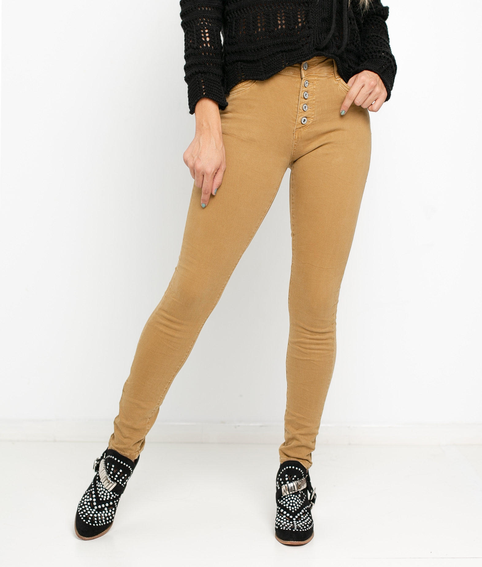 Trousers Mainer - Camel