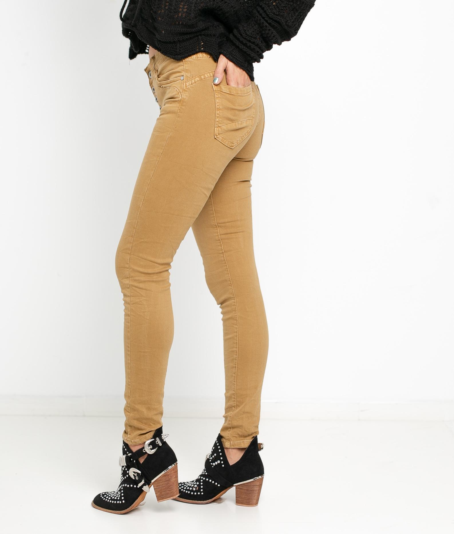 Pantalón Mainer - Camel