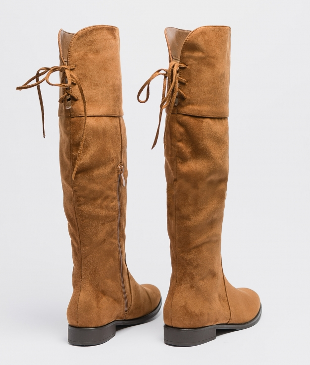 Knee-Length Boot Neria - Camel