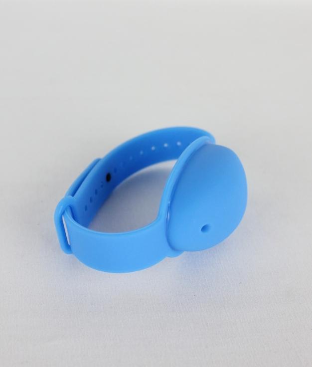 Braccialetto Disinfettante - Blu