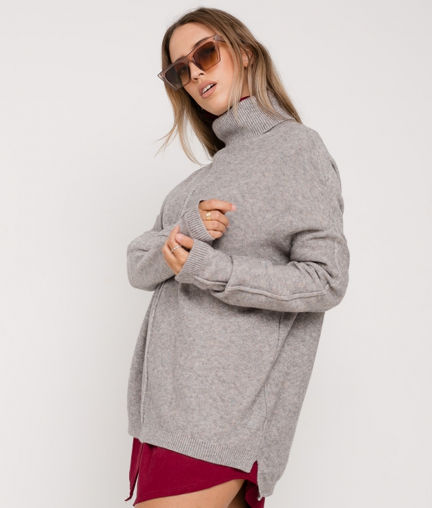 Sweater Jubo - Grey