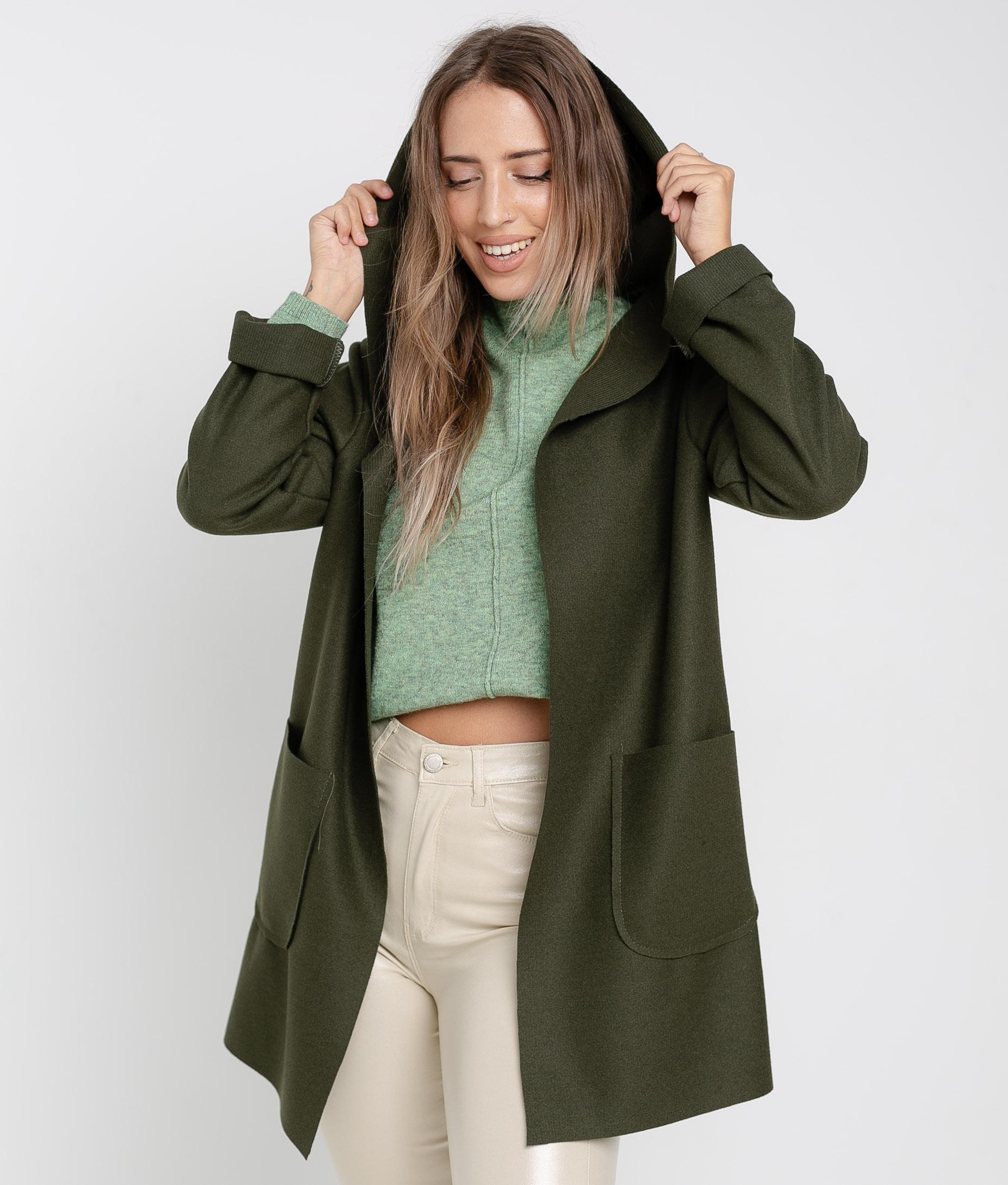 Karjan Jacket - Khaki