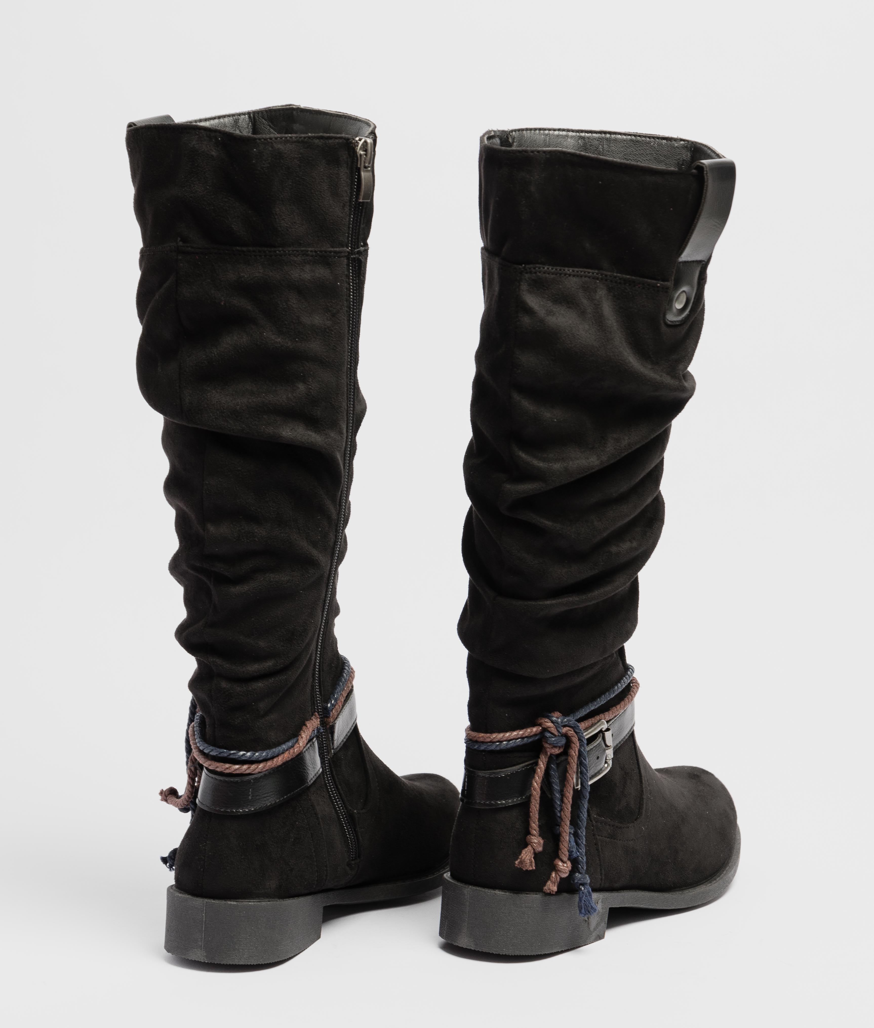 Knee-length Boot Syra - Black
