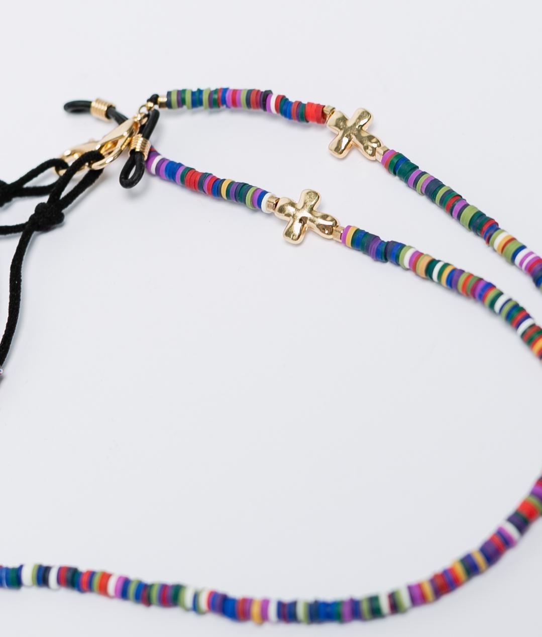 Colgante Mascarilla Opalo - Multicolor