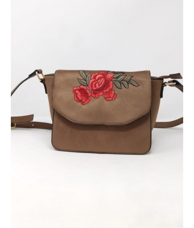 BALLON CROSSBODY - KHAKI