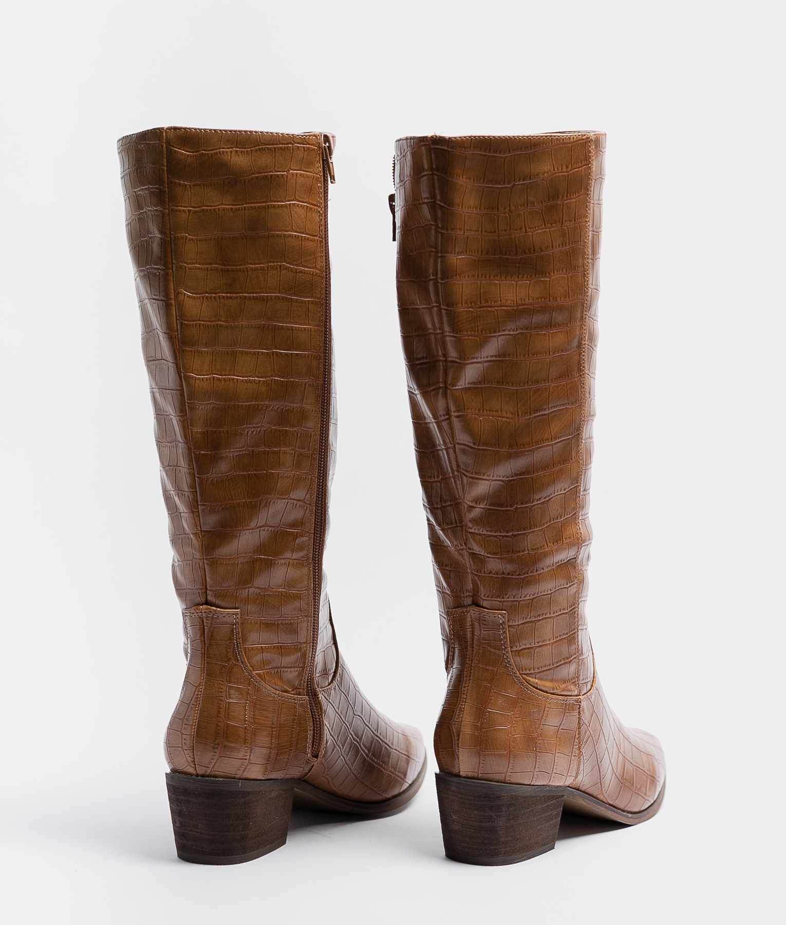 Knee-Lenght Boot Alira - Camel