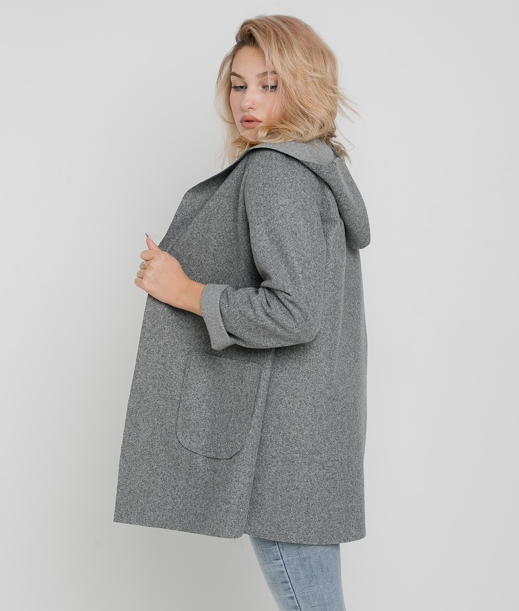 Karjan Jacket - Grey