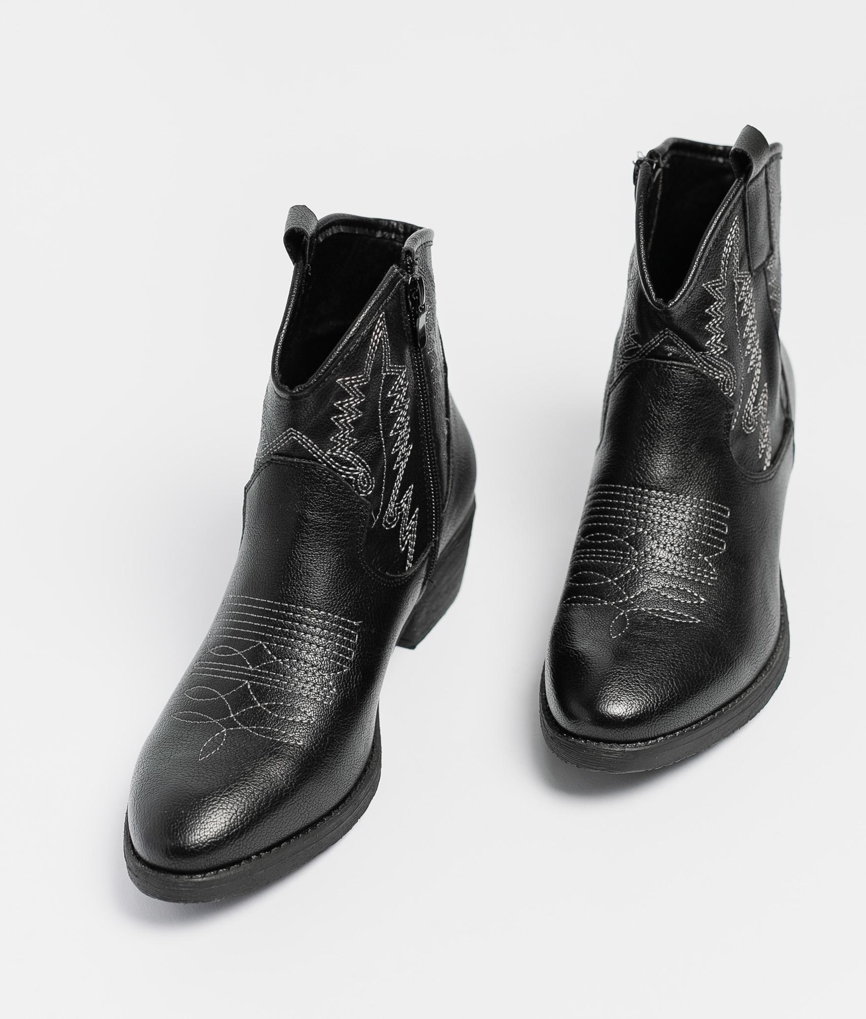 Boot Petite Carleta - Noir