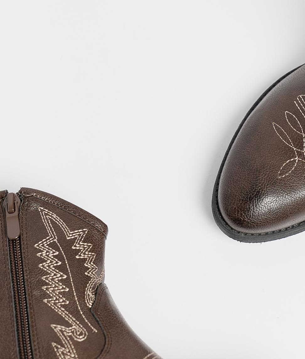 Boot Petite Carleta - Marron