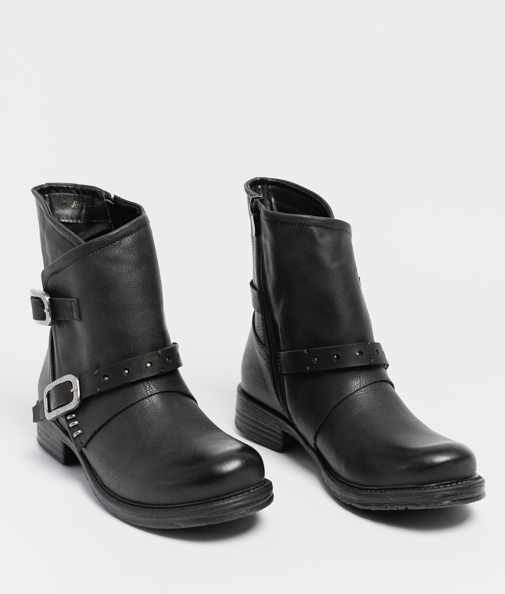 Bota Mariola - Negro