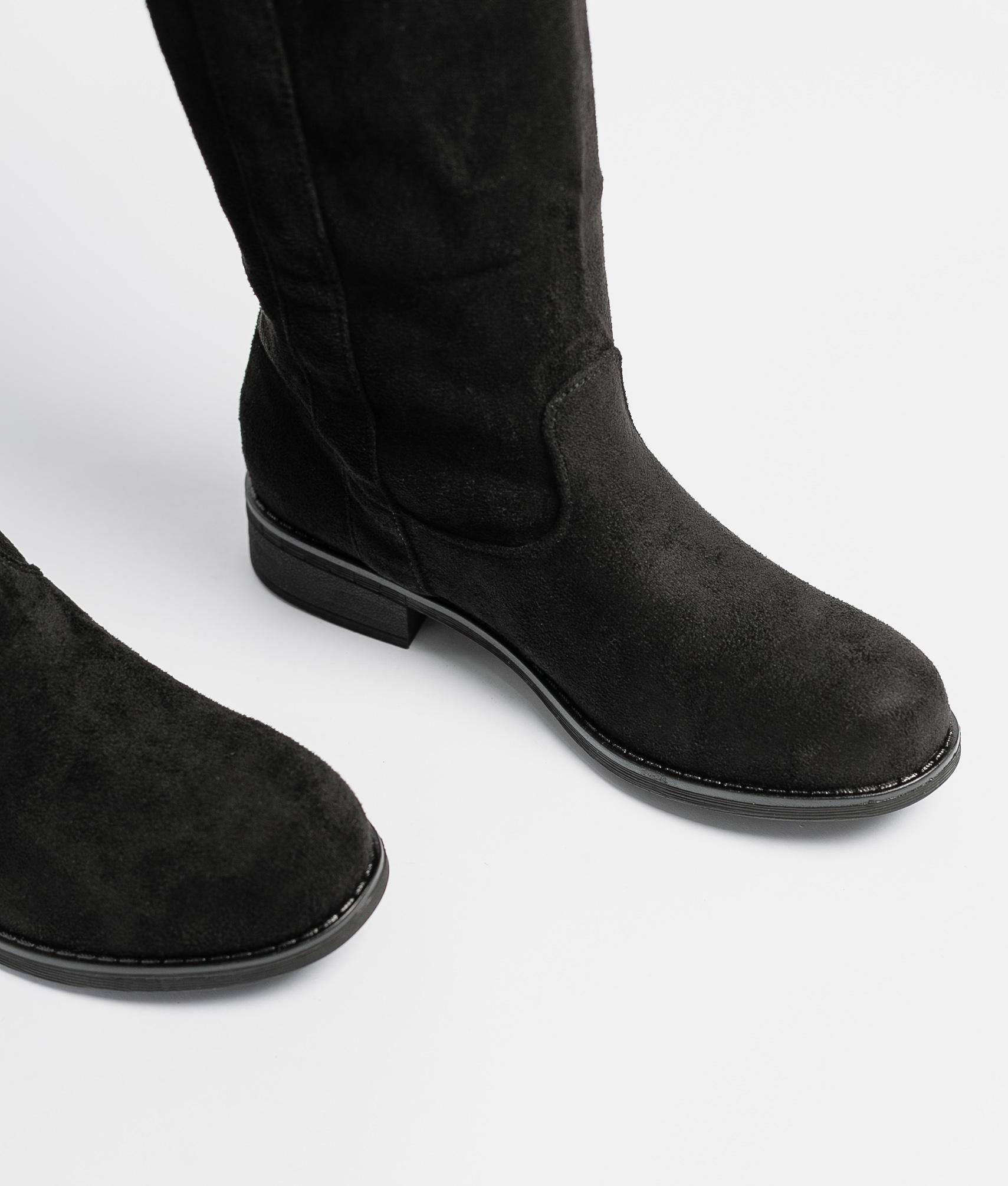 Botte Cuissarde Lupita - Noir