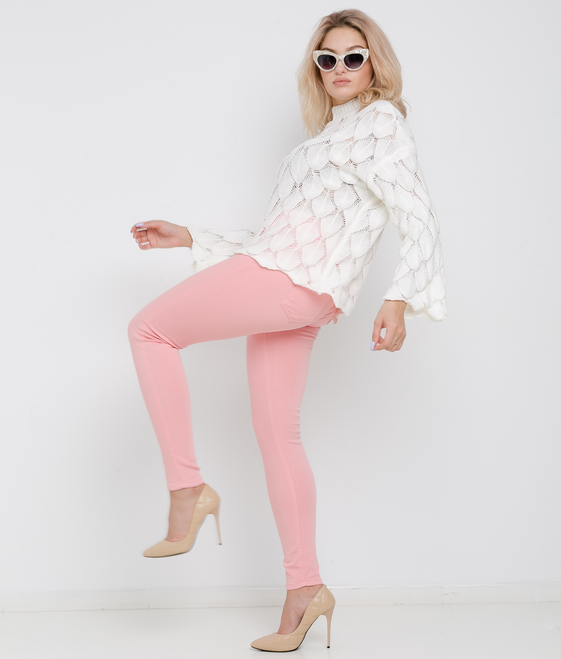 Leggins Hosk - Rose