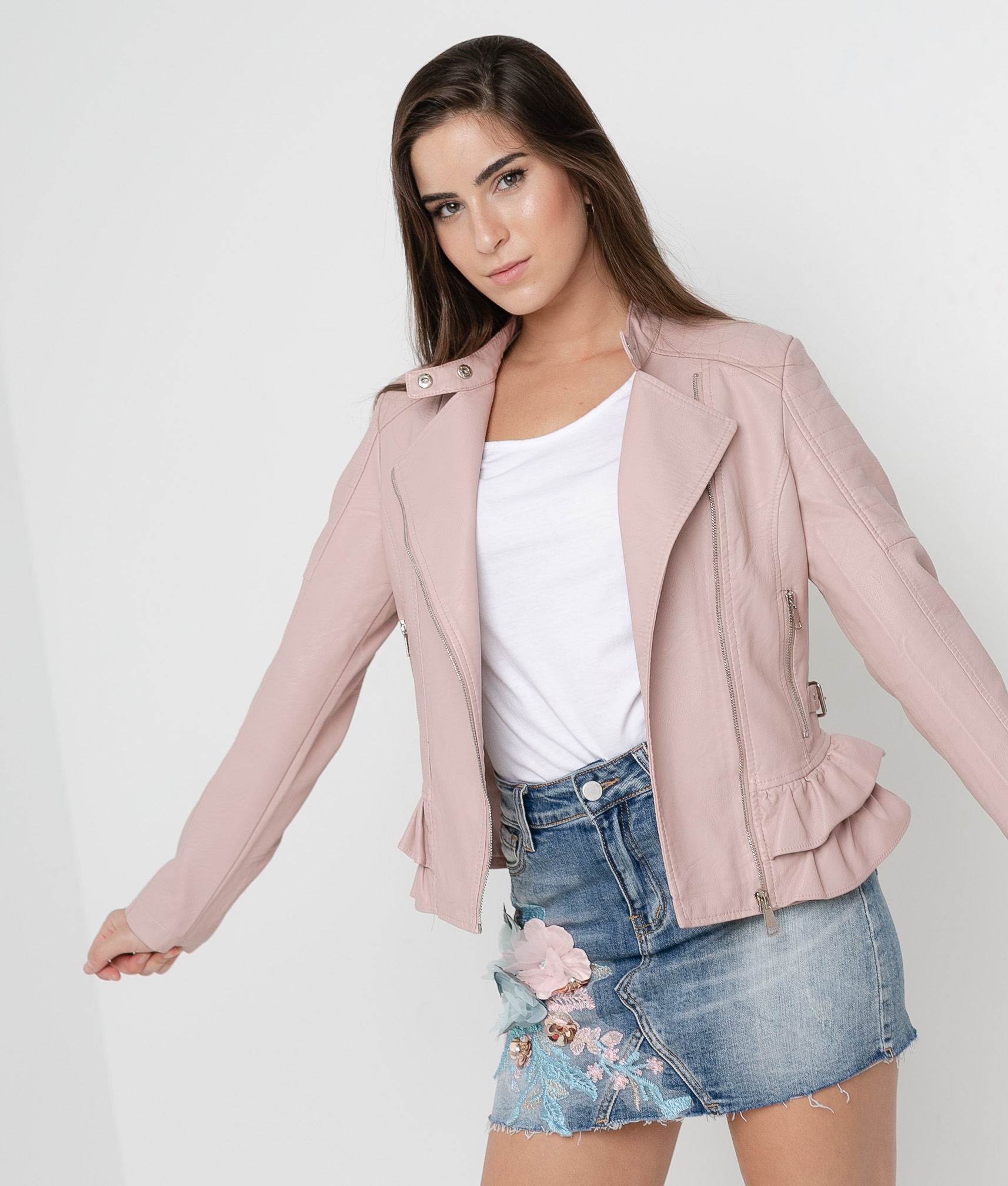 JACKET VALLUR - PINK