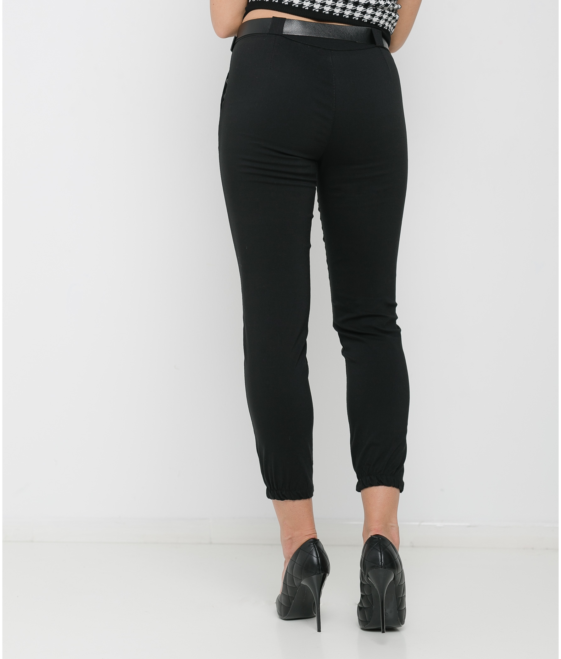 PANTALON OLIMP - NOIR