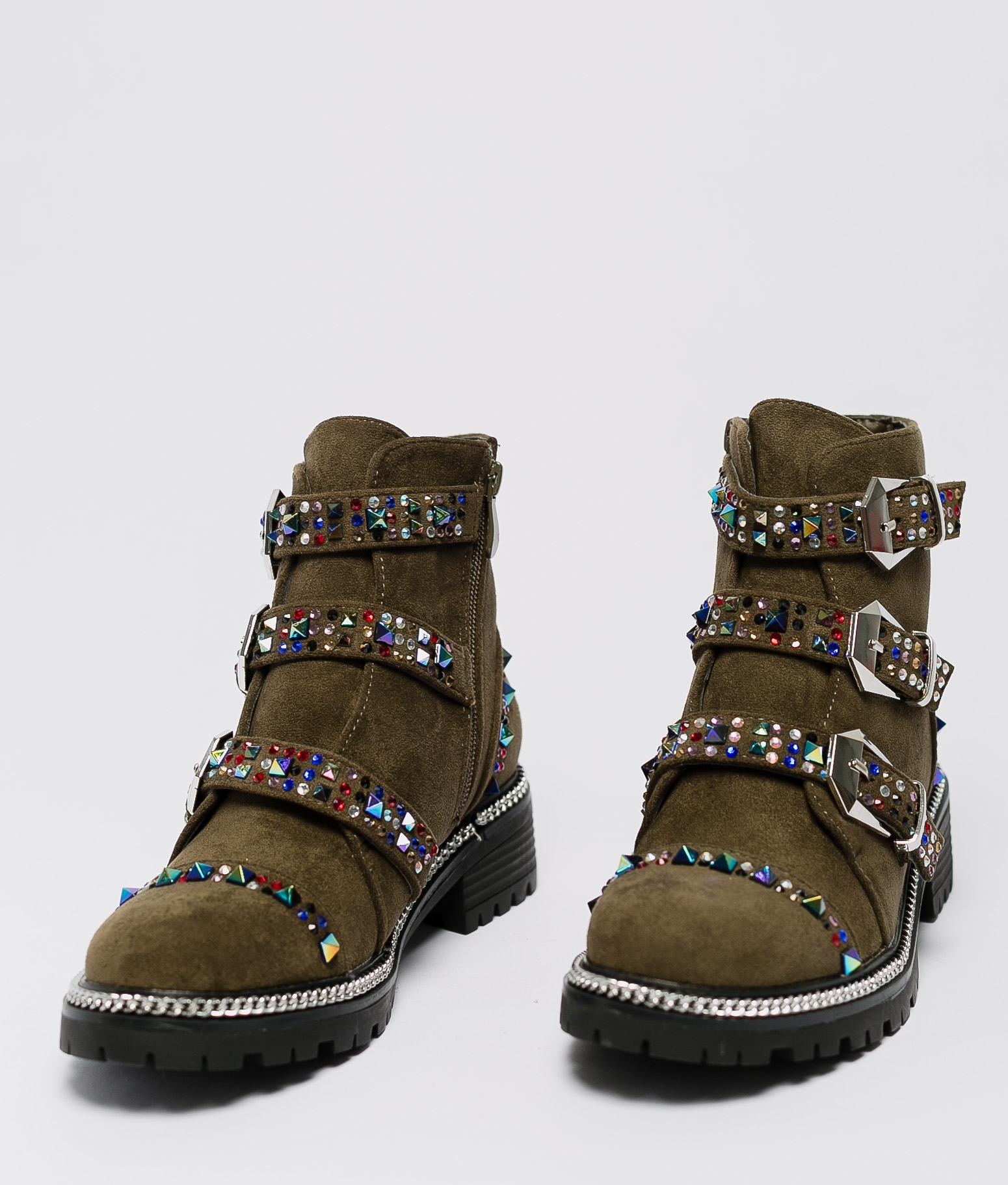 Boot Petite ALICIE - VERT