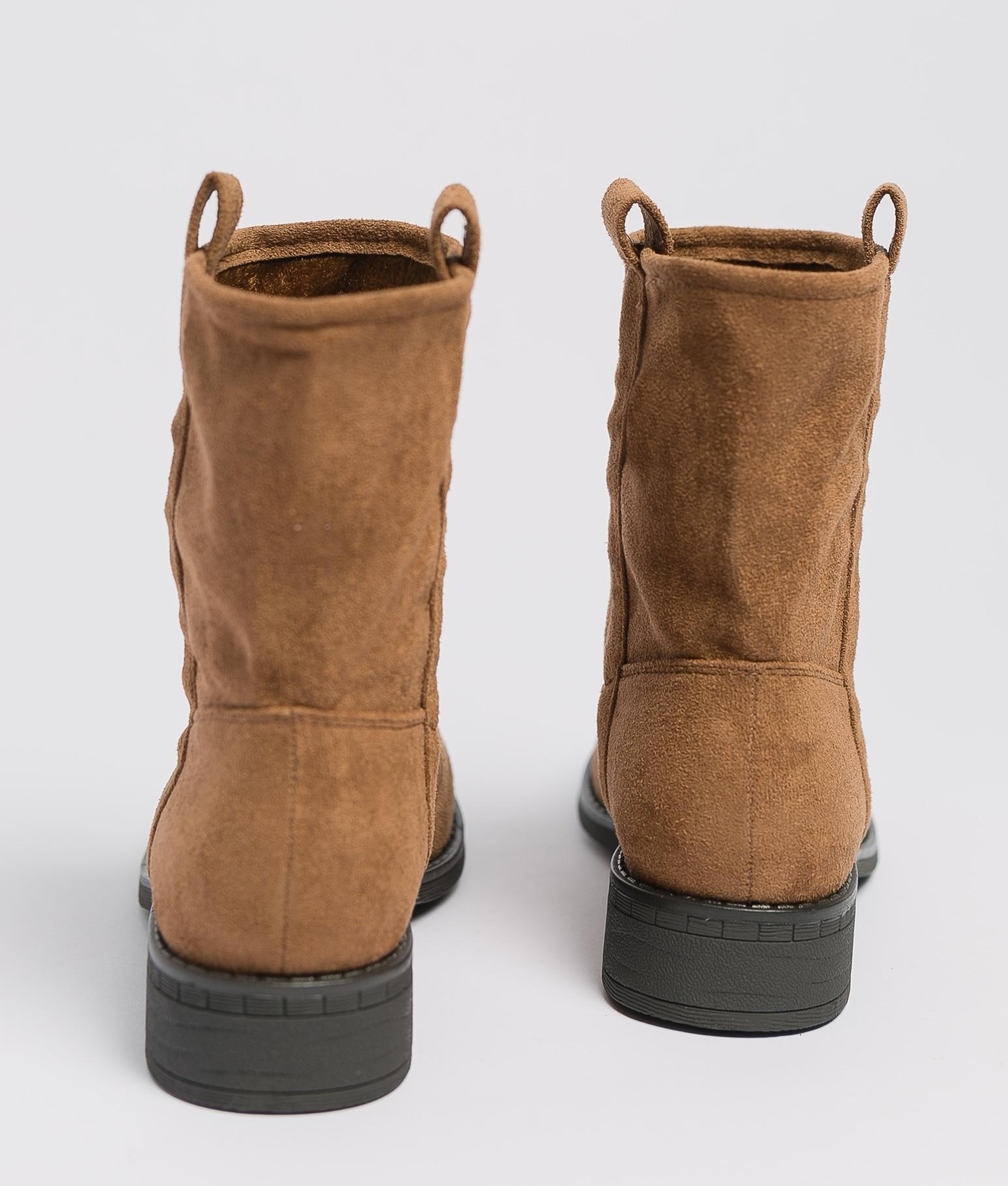 Mirea Low Boot - Camel