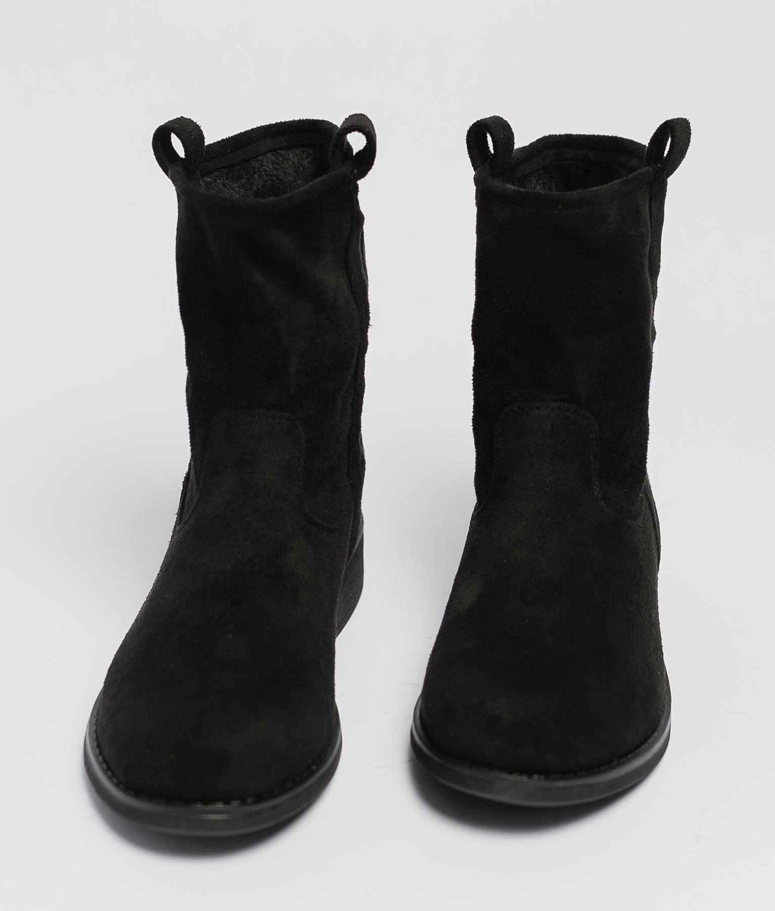 Mirea Low Boot - Black