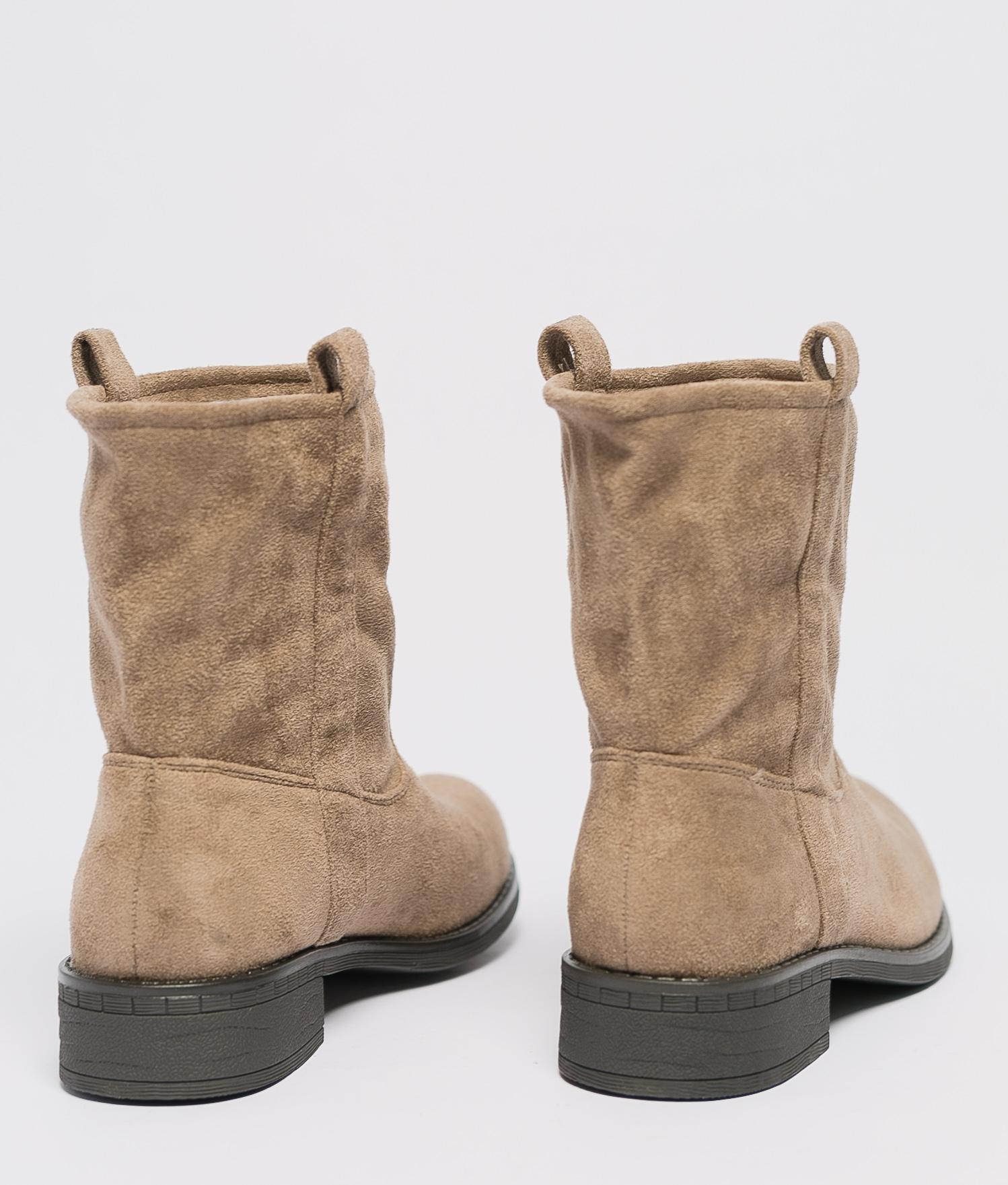 Mirea Low Boot - Khaki