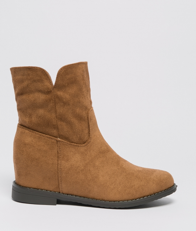 Low Boot Manisa - Camel