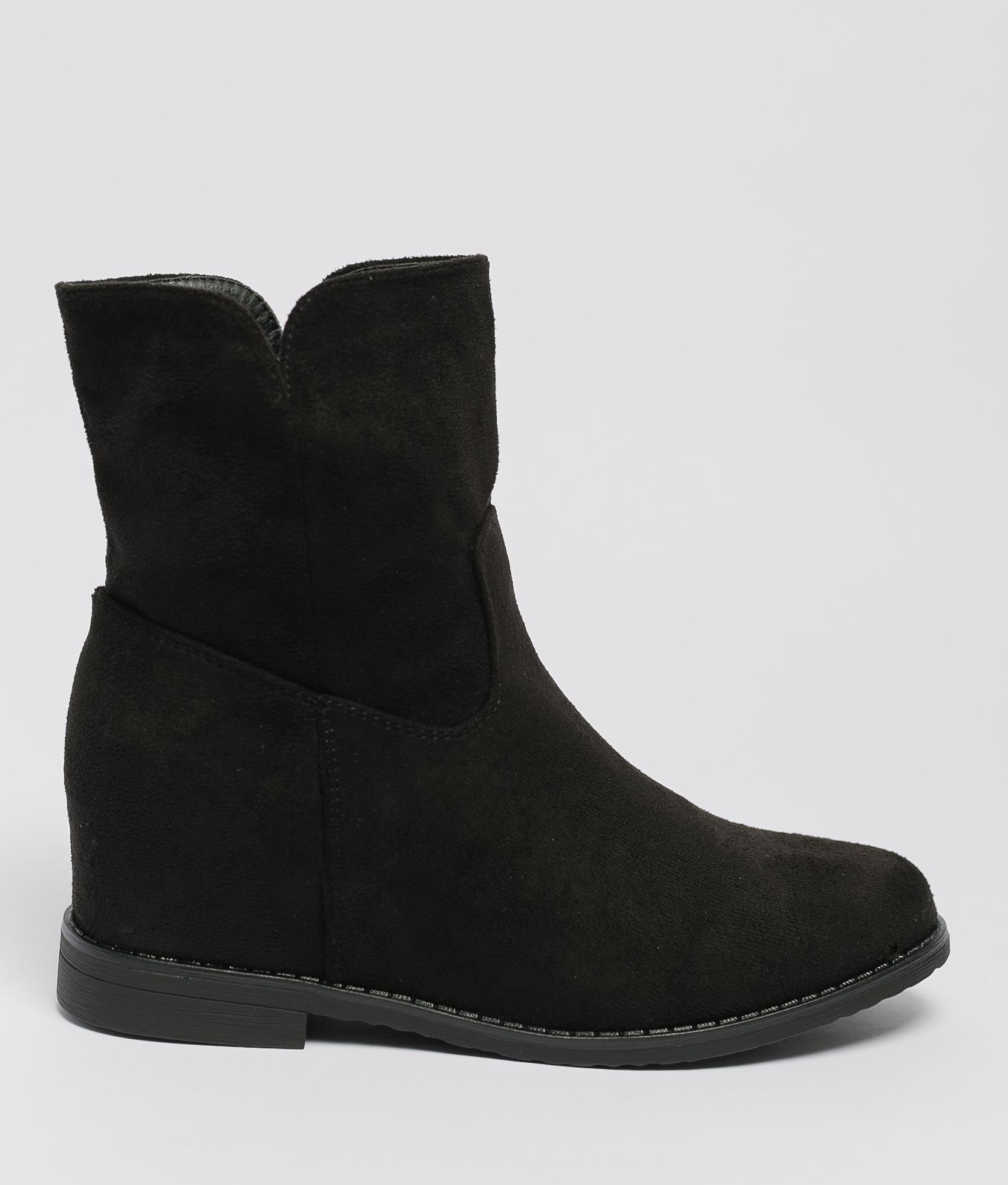 Low Boot Manisa - Black