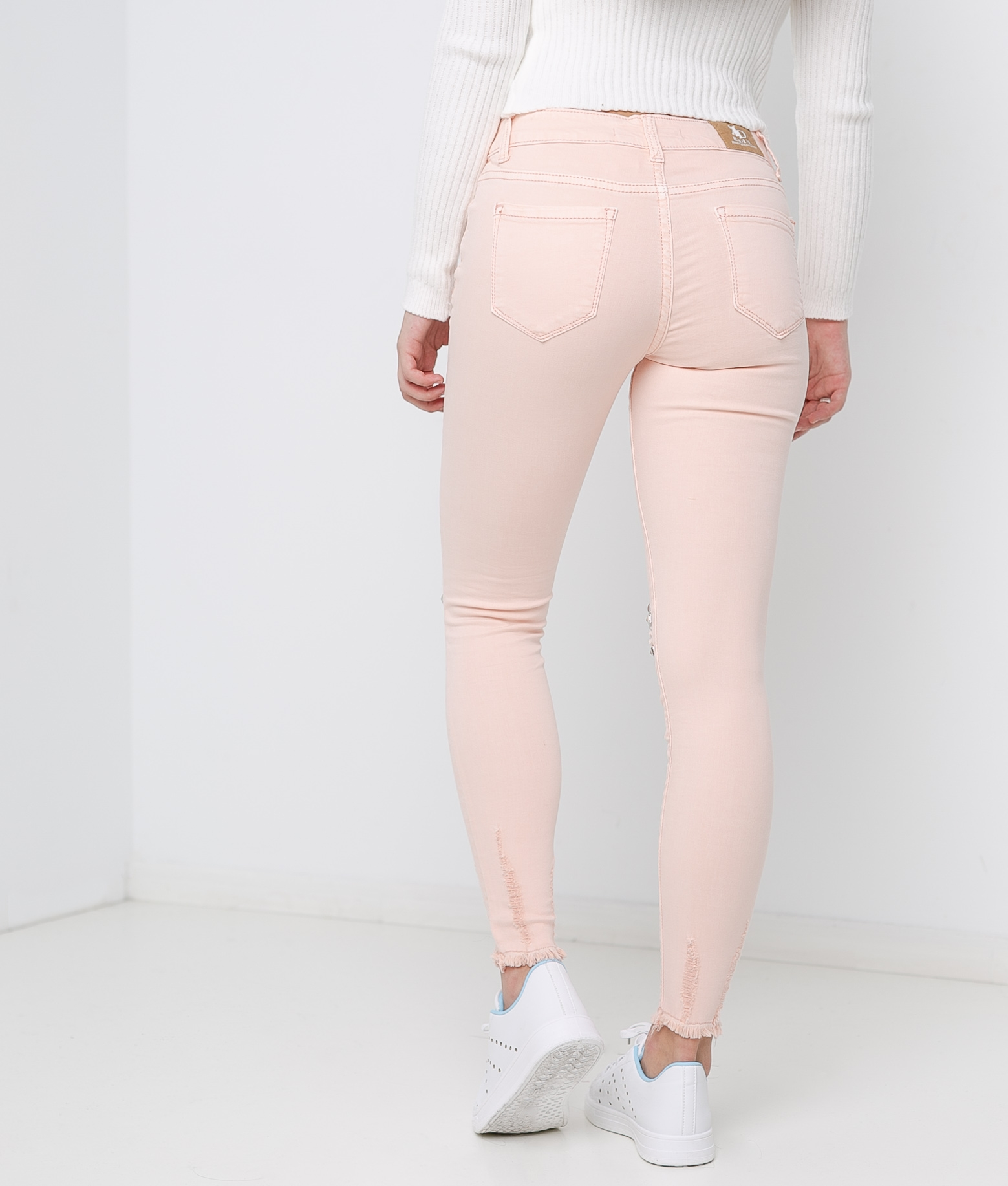 PANTALON ZACUM - ROSE