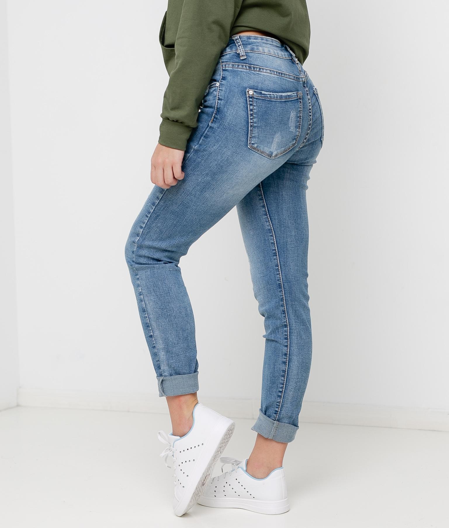 Pantaloni Cuber - Denim