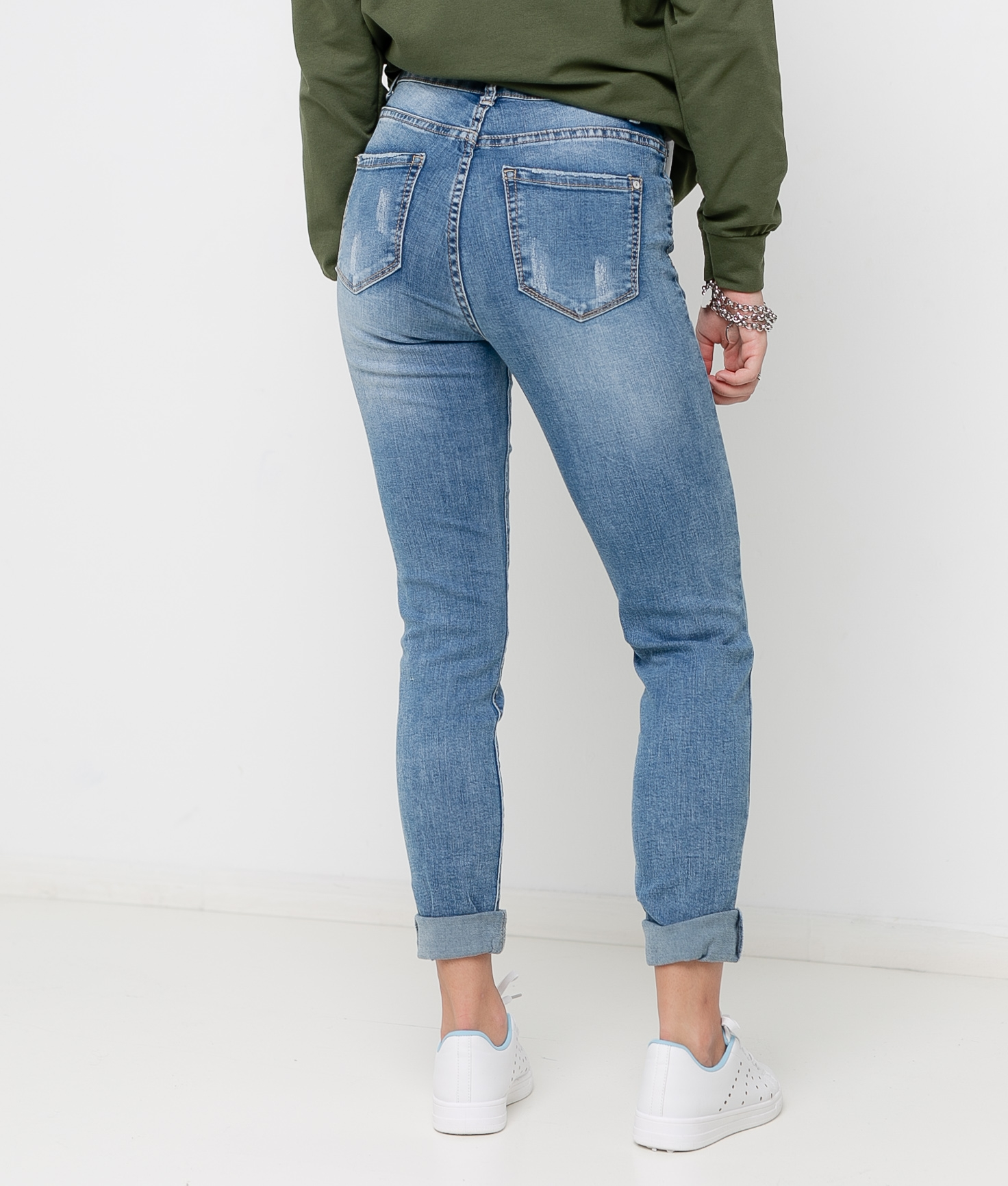 Cuber trousers - Denim