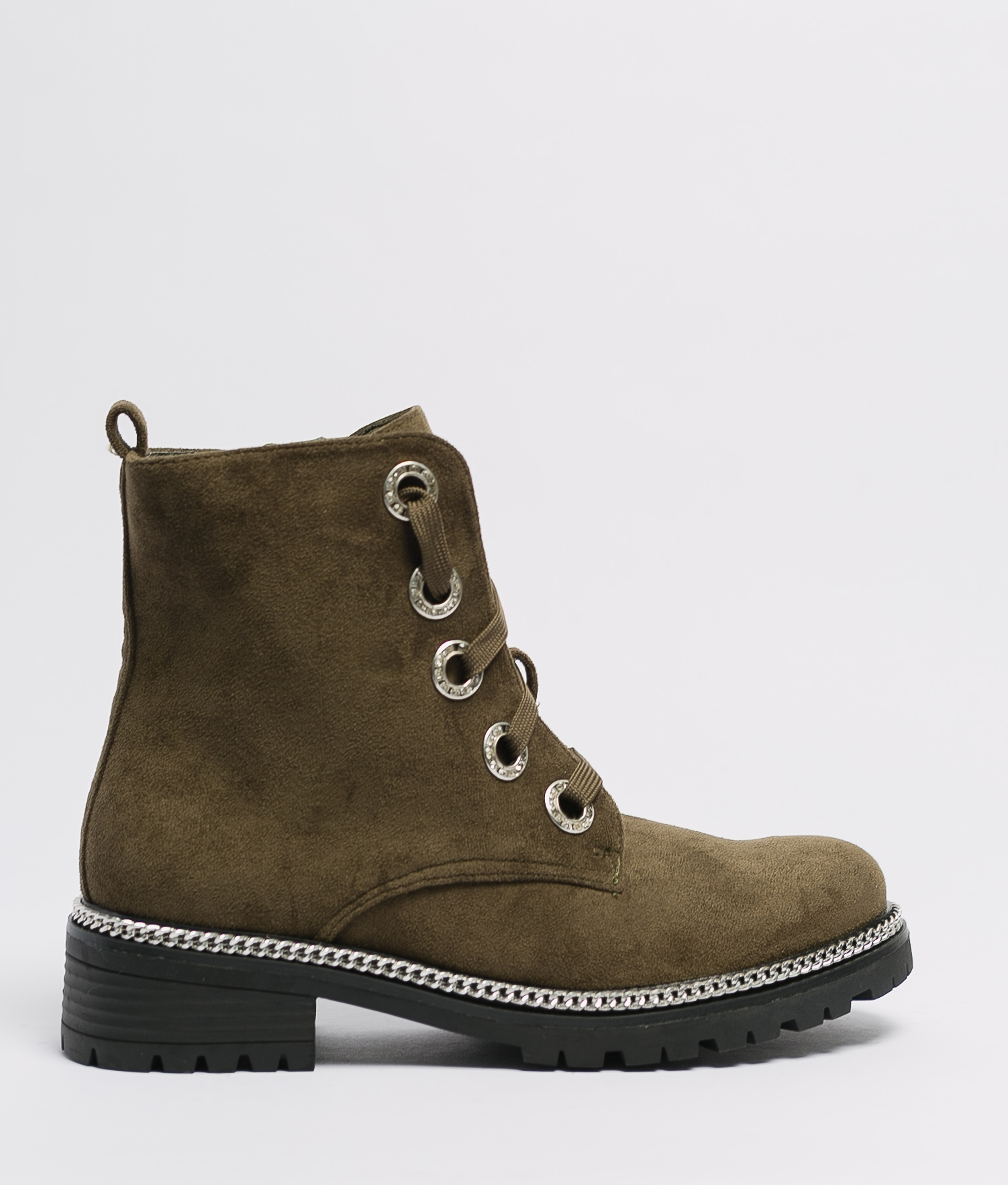 Low Boot Salema - Green