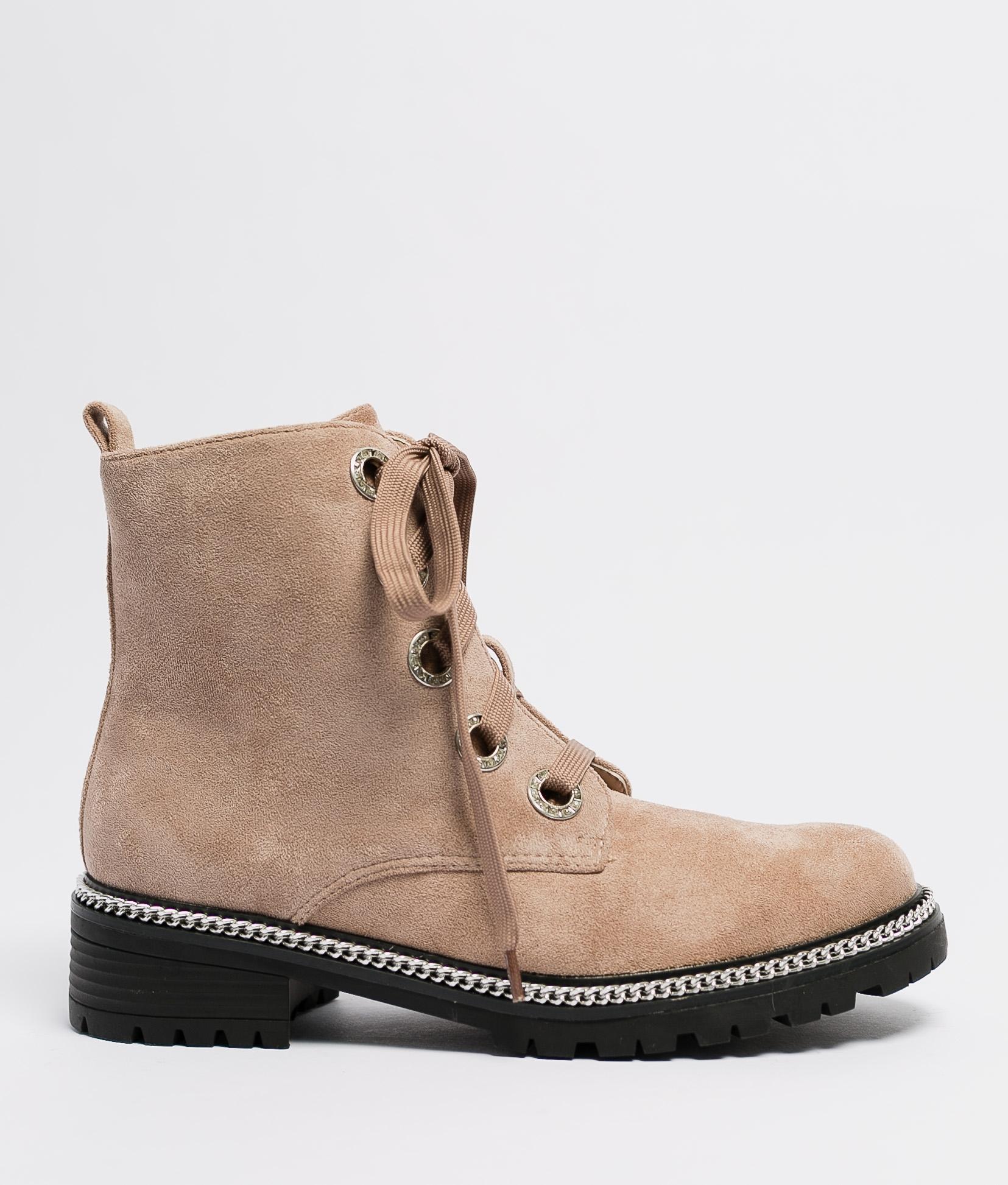 Low Boot Salema - Khaki