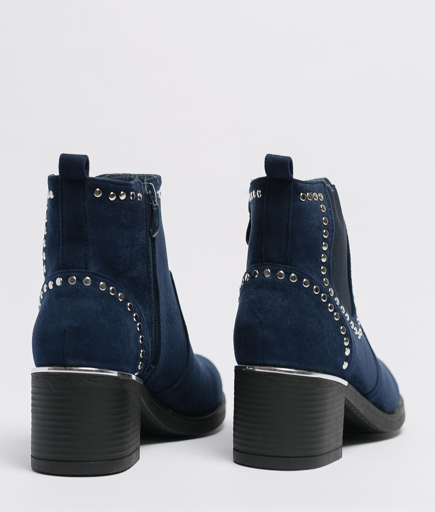 Low Boot Cabany - Blue