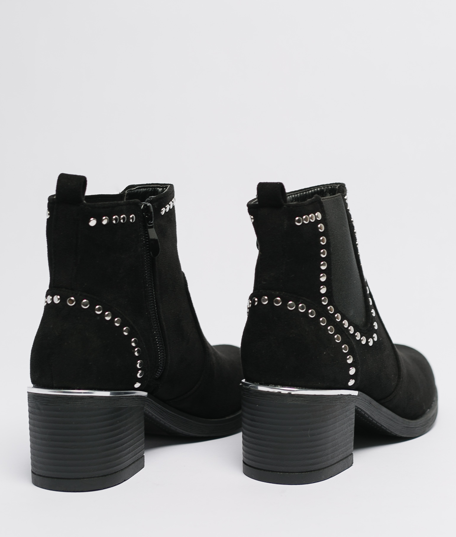 Low Boot Cabany - Black