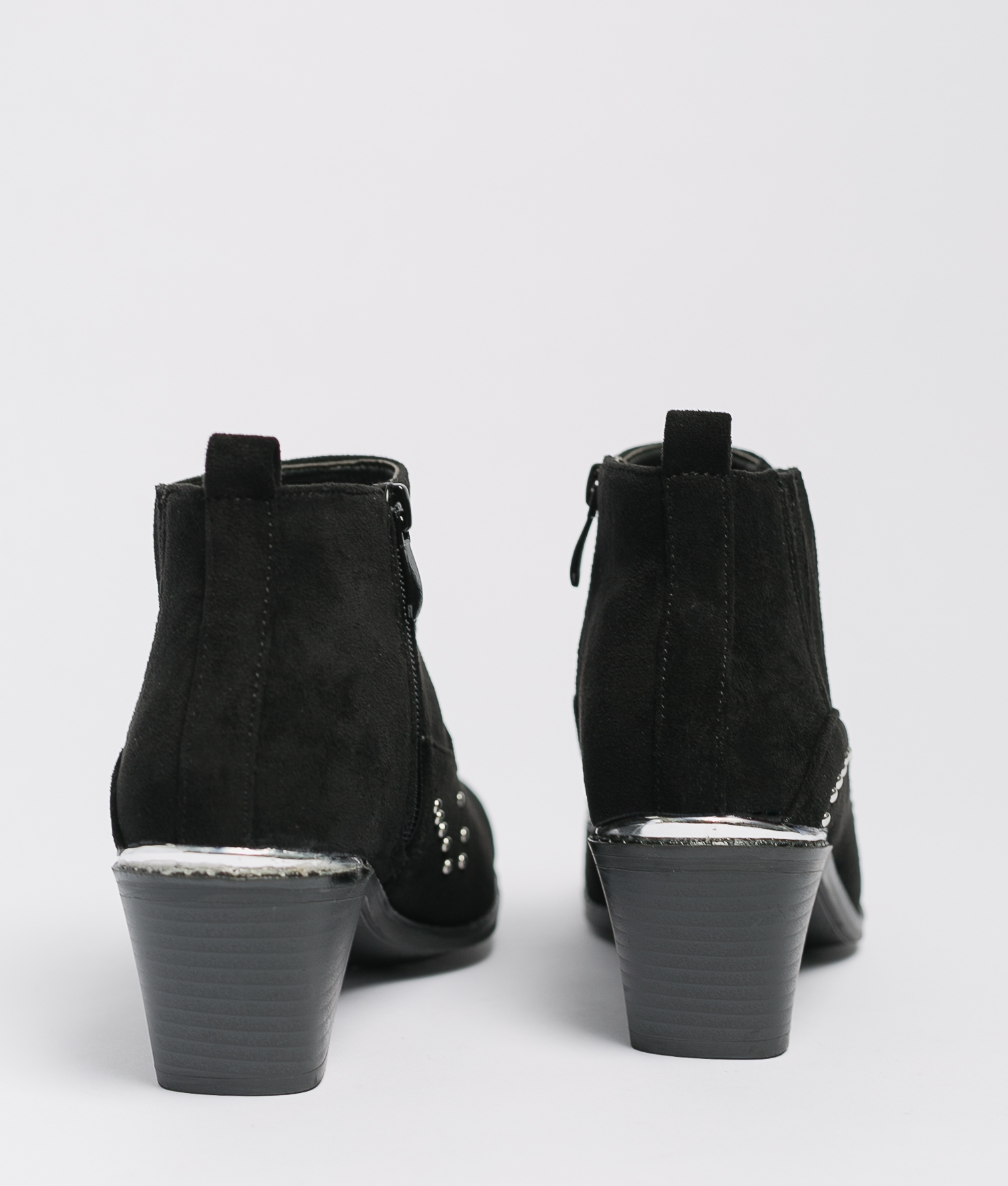 Bota Baja Sanae - Negro