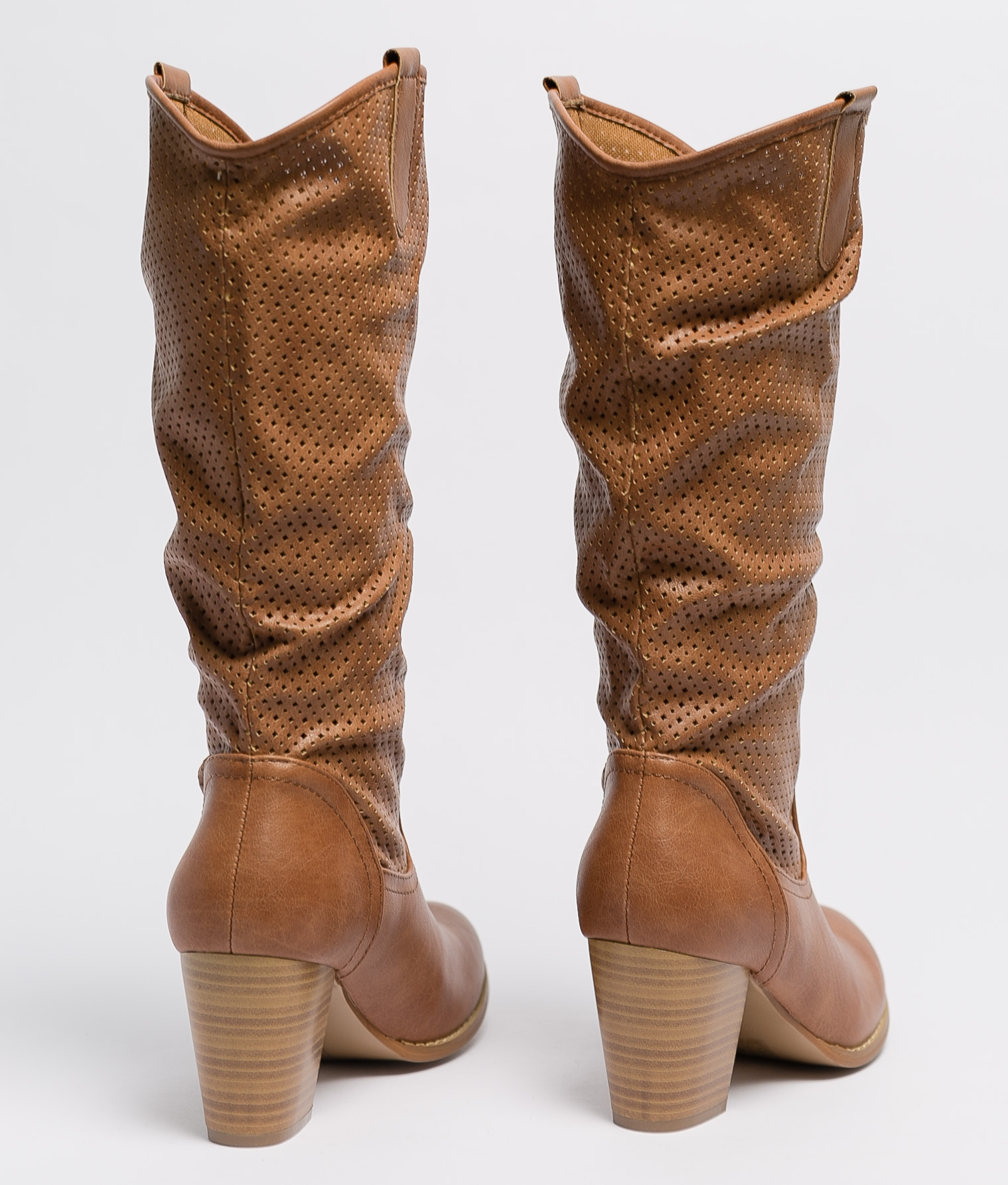 Knee-length Boot Nauru - Camel